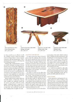 Custom Made Furniture - עיצוב בעץ