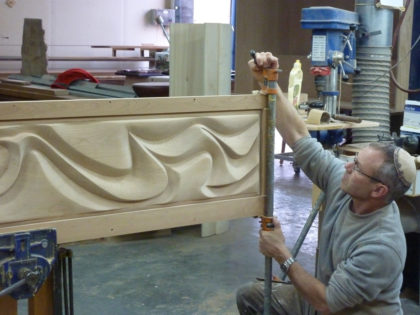 fine woodwork furniture עיצוב עץ