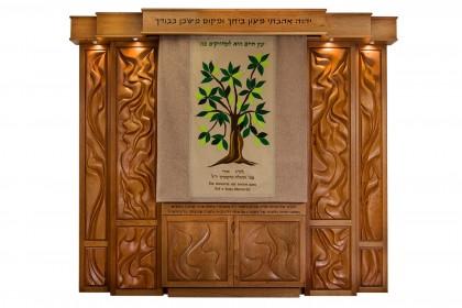 Three Tiered Torah Ark